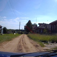 Колгора -центральная дорога.