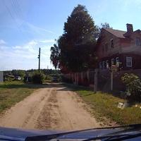 Колгора- центральная дорога.