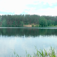 Озеро Омчино южный берег