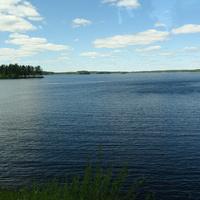 Озеро Симпелеярви