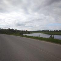 Дорога на Чечкино