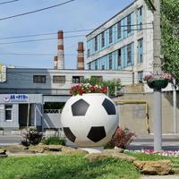 К чемпионату Мира по футболу, пл. Энергетиков.