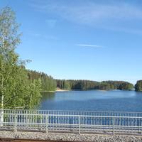 Озеро Вяйстёнселькья