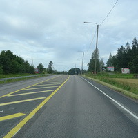 Дорога через Мется-Кансола