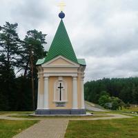 Салтановка.Часовня Памяти героев 1812г