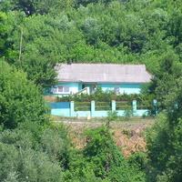 Кам'янка,будинок по вулиці Набережній.