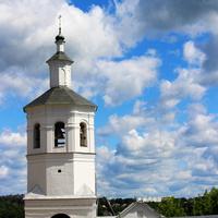 Храм Михаила Архангела. Колокольня.