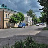 Улица К.Маркса. 2019.