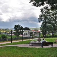 Ливенские дали. Вид из парка. 2019.