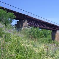 Міст через р.Гнилий Ташлик.