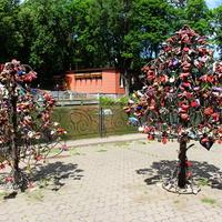 Лопатинский сад.