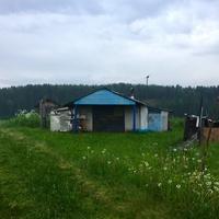 В советское время здесь находилась кузница колхоза.