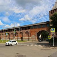 Смоленская крепость.