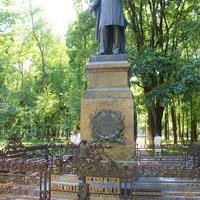 Памятник композитору М.И. Глинке.