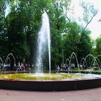"""Городской сад """"Блонье""""."""
