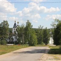 Николо-Волосовский епархиальный женский монастырь в д. Волосово