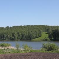 Участок-Балта.Головной пруд.