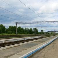 Станция Пашия