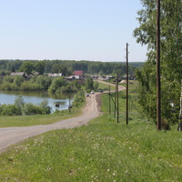 Участок-Балта.Плотина.Головной пруд.Улица Кирова.