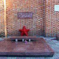 Памятник погибшим смолянам.