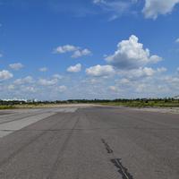 Аэродром.Взлетная полоса