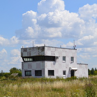 На орловском аэродроме