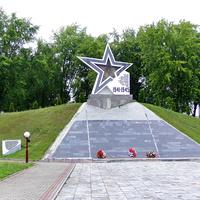 Кореличи. Мемориальный комплекс Звезда
