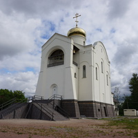 Адриановская Церковь.---другой ракурс.