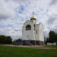 Адриановская церковь.