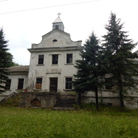 Леонполь, дворец Лопатинских