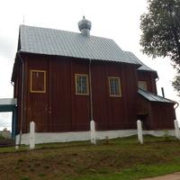 Церковь (вид сбоку)