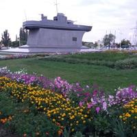 Пам'ятник морякам Дунайської воєнної флотилії
