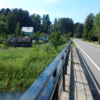 Мост через р.Свольна