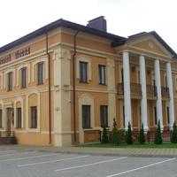 Отель в посёлке Мир (бывшая хоральная синагога)