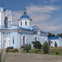 Церква міста.