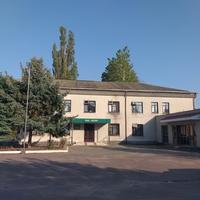 Адміністративна будівля Целюлозно-картонного комбінату.