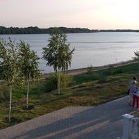 Набережна Дунаю.
