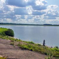 Михайлово. Михайловское водохранилище.