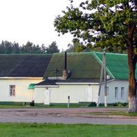 Боровица. Сельский Дом Культуры.