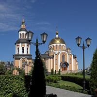 Смоленский храм монастыря