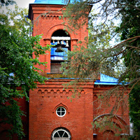 Церковь Иконы Божией Матери Казанская в Теребони