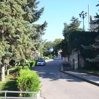 улица Комарова.