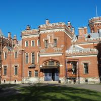 Дворец  принцессы Ольденбургской