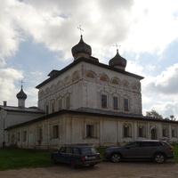 Деревяницкий женский монастырь. Собор Воскресения Христова.