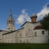 Деревяницкий женский монастырь. Церковь Успения Пресвятой Богородицы.