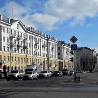 Дом №13 на проспекте Ленина
