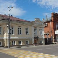 Дома Протасовой и Федорова на ул. Пушкинской