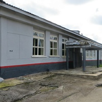 Вокзал станции Копи