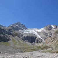 Ледник Тана.