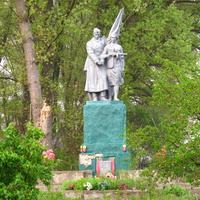 Памятник односельчанам погибшим в войне